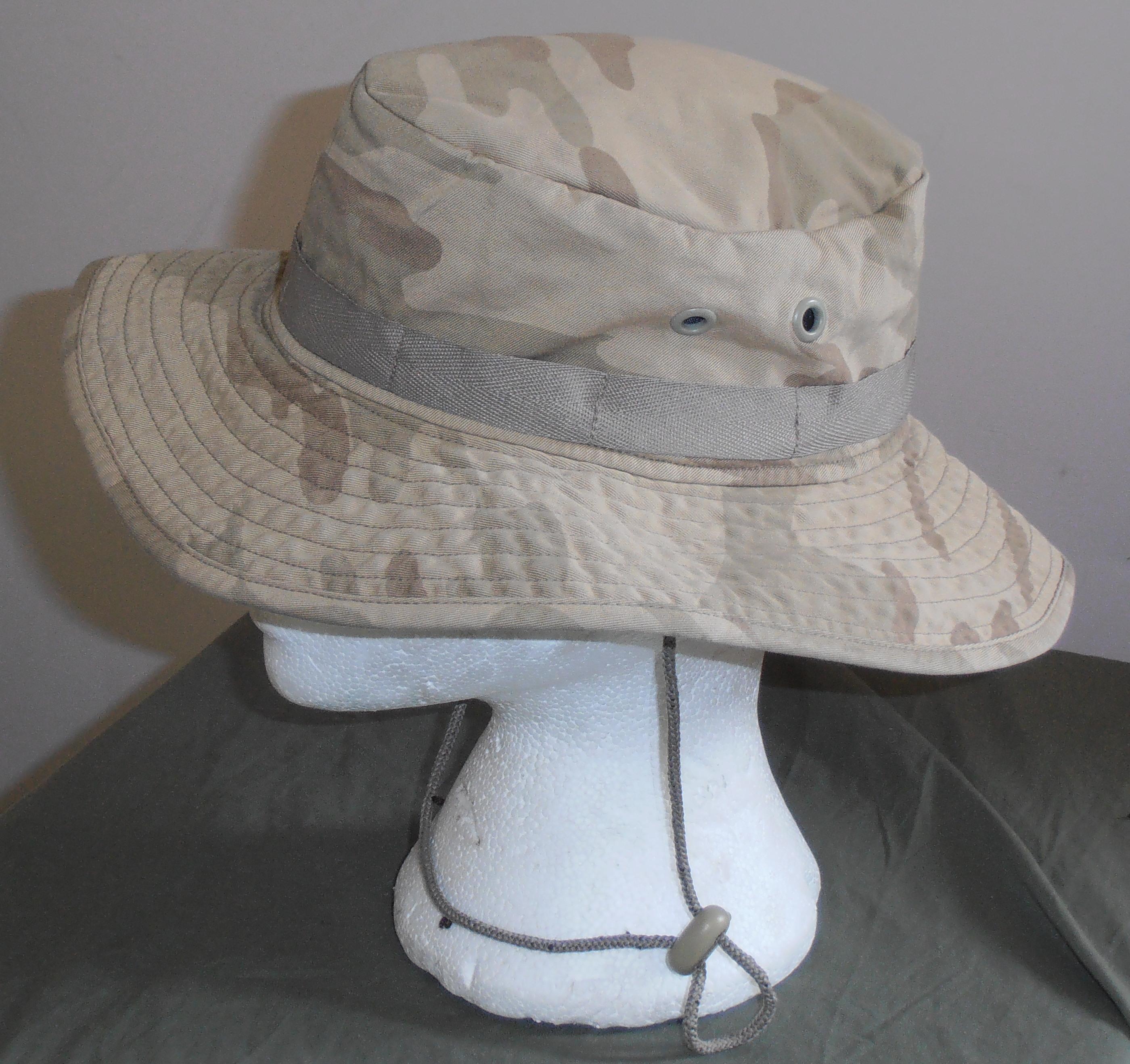 559625961da Belgium desert pattern boonie hats