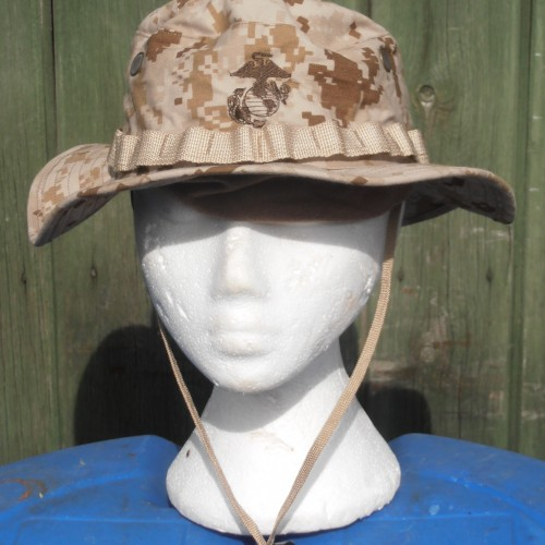 d61510770e1c8 USMC Desert marpat boonie hat