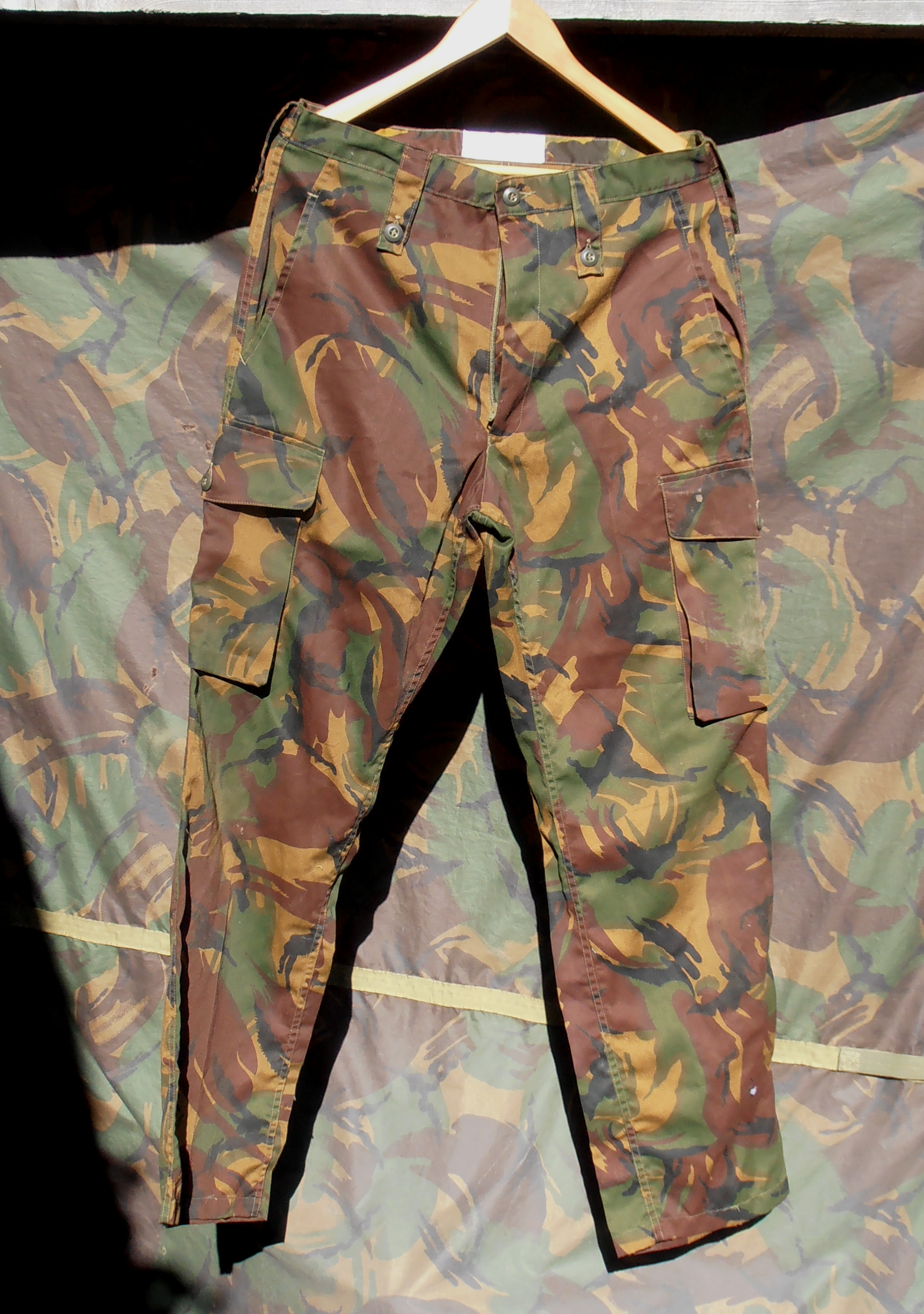 0be436525f4 New Zealand Defence Forces trousers – Diesel pattern