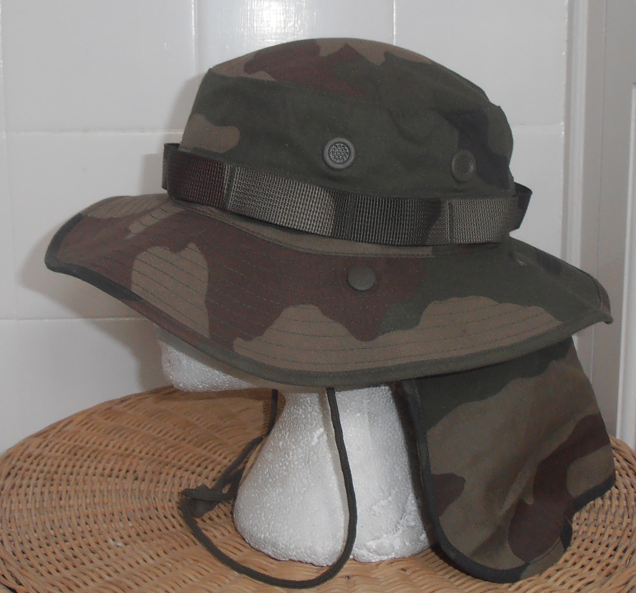 4a80956c030 French F2 CE pattern boonie hat