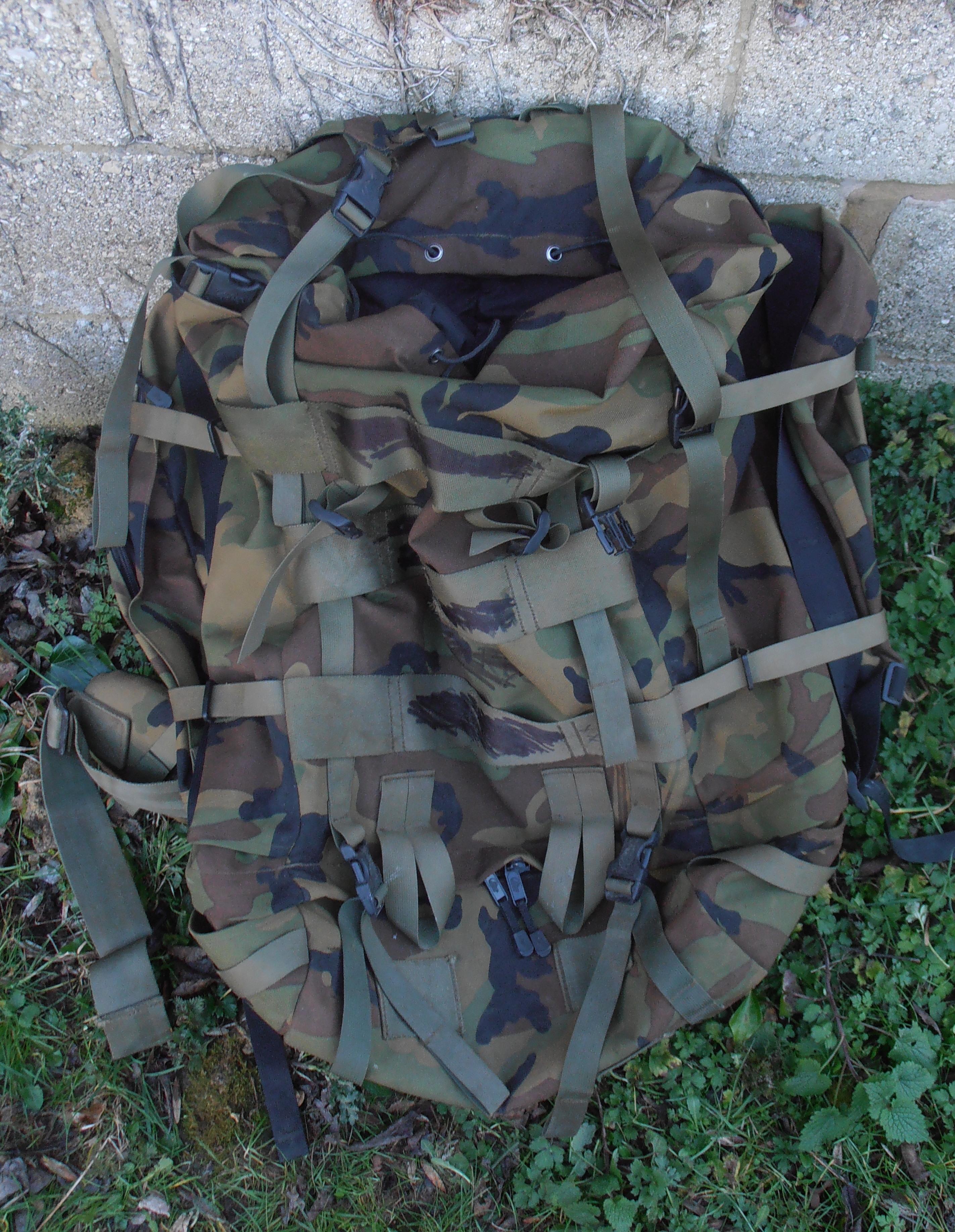 Pathfinder Carrying Capacity >> Irish Ranger Wing – Lowe Alpine Pathfinder rucksack | GBF ...