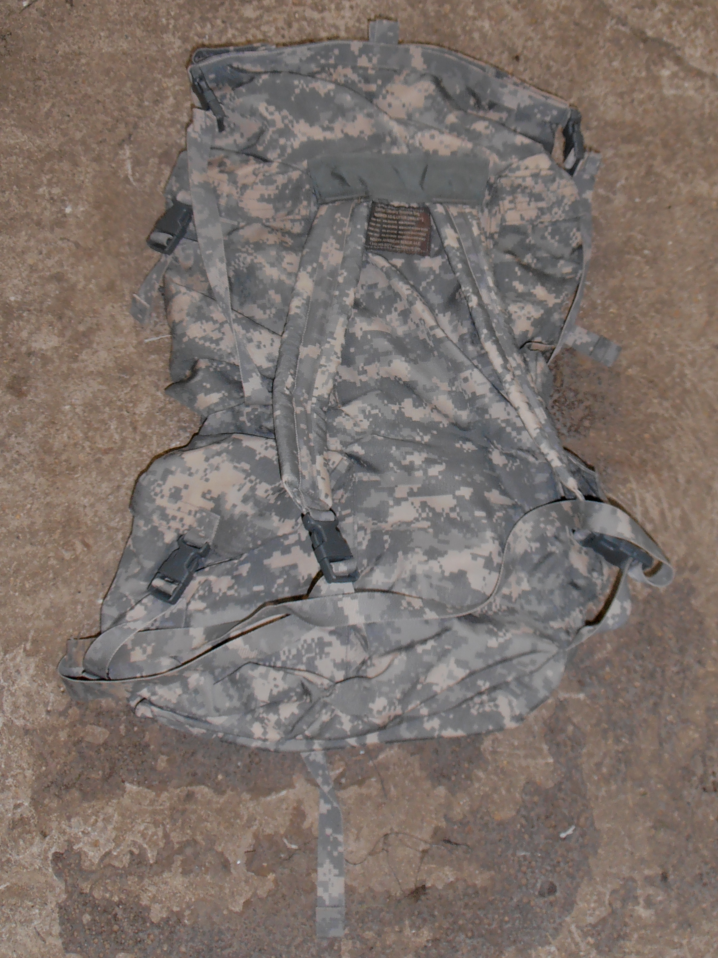 Army National Guard Acu Digital Camo Backpack – Patmo Technologies
