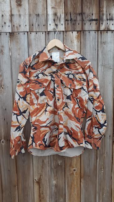 Oman DPM pattern shirt #2 | GBF Militaria