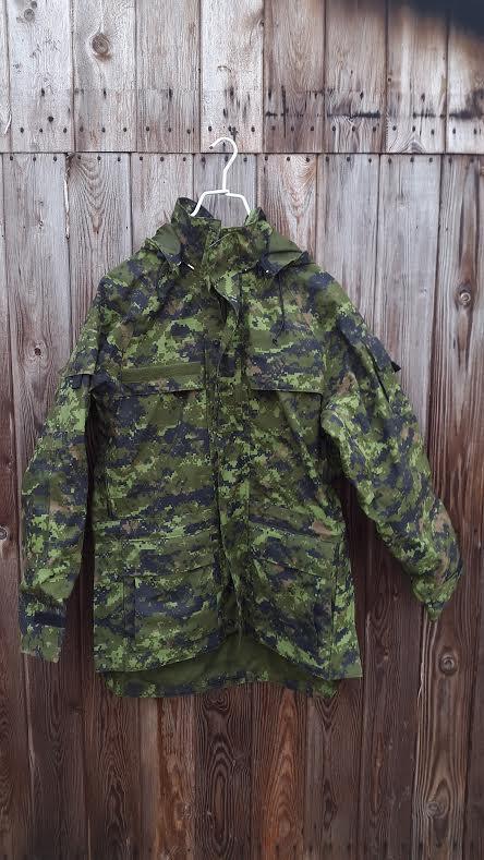 outlet store c9c3d c2793 ... air force goretex jacket. 🔍. Canadian digital camo waterproof parka